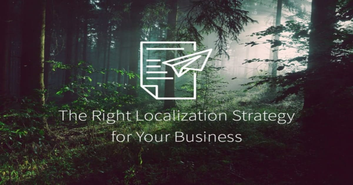 Localized Strategies to Reach the Global Market: Why Is It Important?